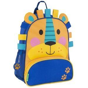 New BACKPACK Boy's Zoo Animal Bag Preschool NWT